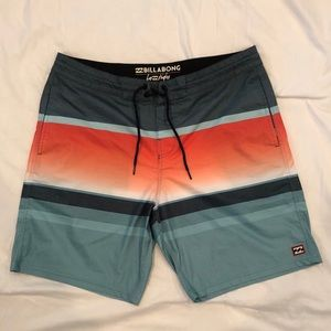 Men's Billabong Lowtide Boardshorts
